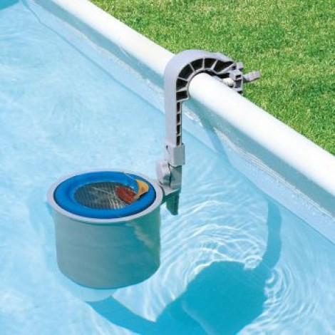 Skimmer de luxe intex de suprafata for Cash piscine skimmer intex
